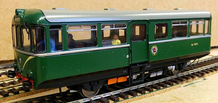Heljan AC Railcar